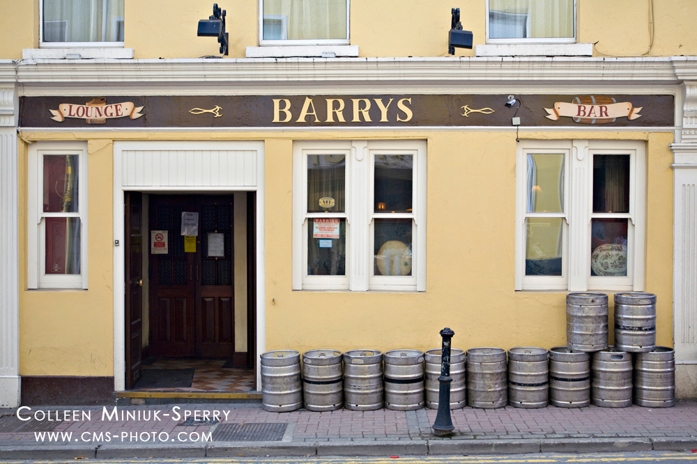 """Barry's Pub,"" Newcastle West, County Limerick, Ireland"