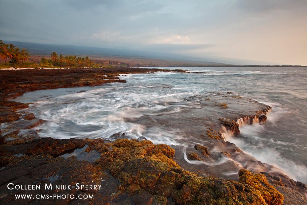 """""""Place of Refuge,"""" Pu`uhonua O Hōnaunau National Historic Park, The Island of Hawai'i, Hawai'i"""